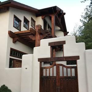 Exterior Residential Painting Vail Colorado