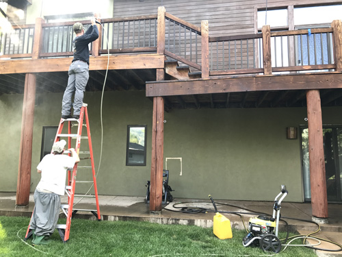 exterior-staining-service