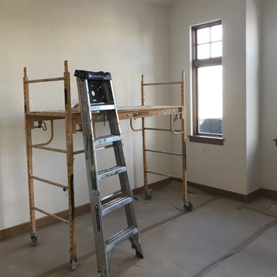 Interior Residential Painting Vail Colorado